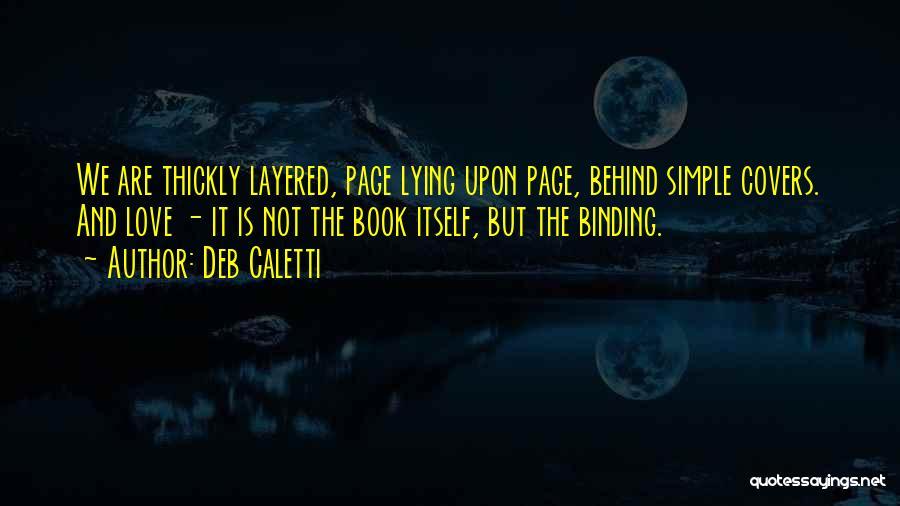 Deb Caletti Quotes 1926545
