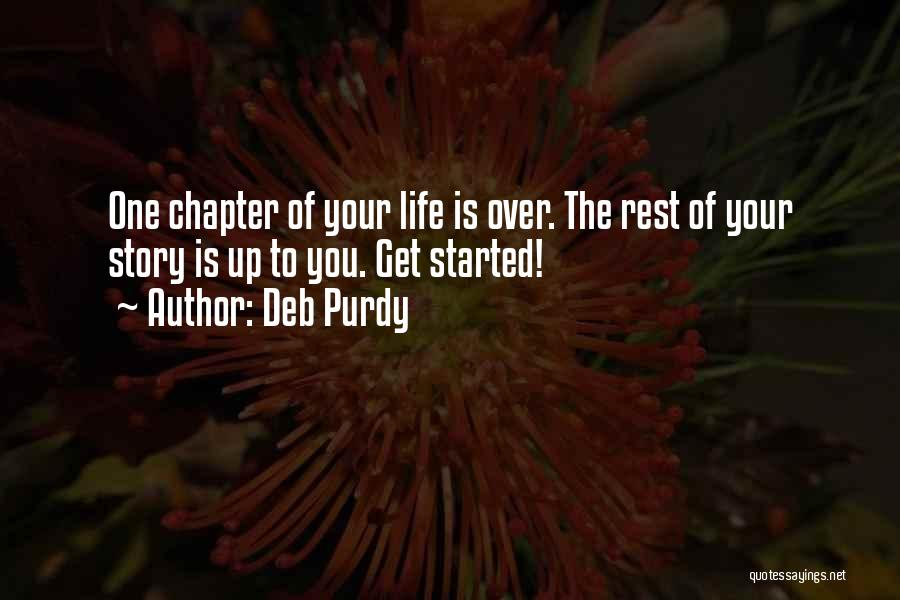 Deb Purdy Quotes 1026324