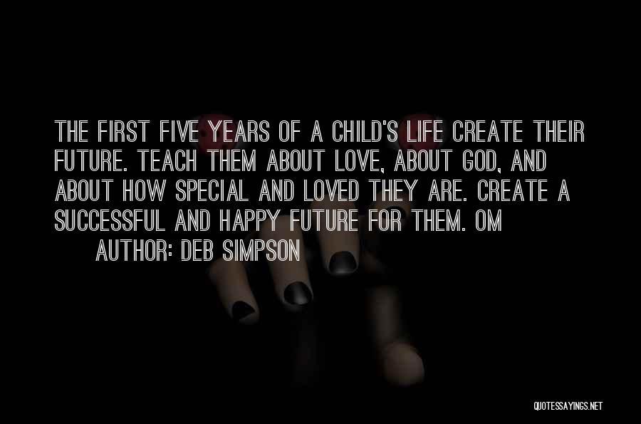 Deb Simpson Quotes 2142644