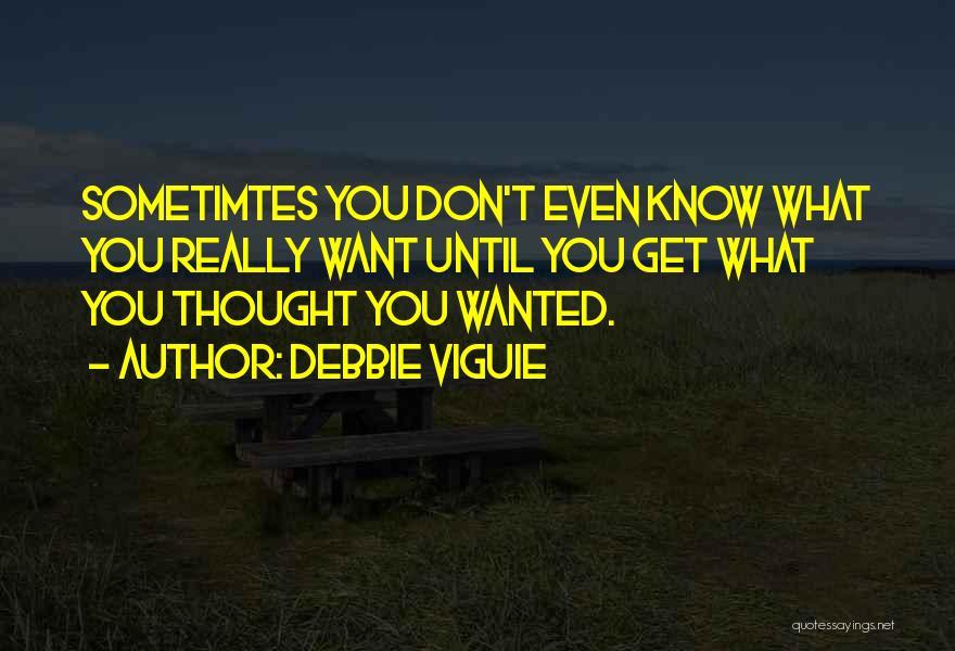 Debbie Viguie Quotes 2136382
