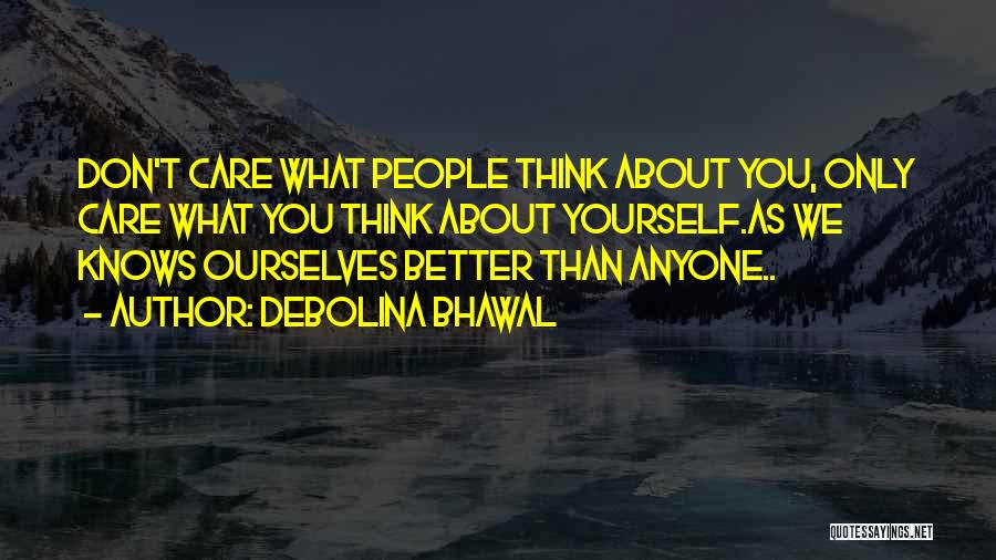 Debolina Bhawal Quotes 1155618