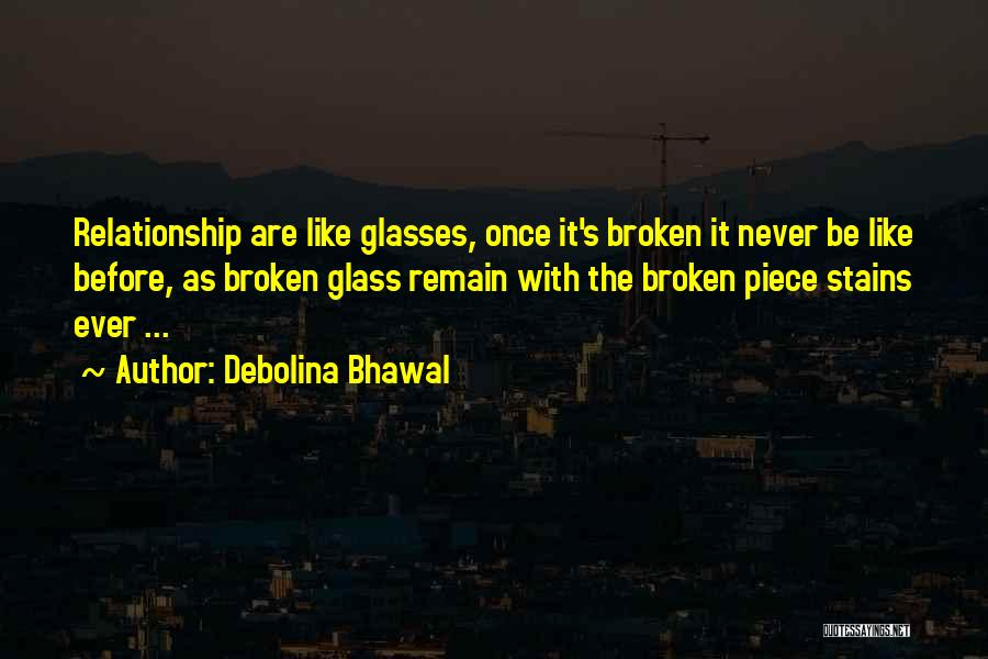 Debolina Bhawal Quotes 1743778