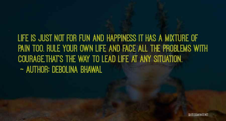 Debolina Bhawal Quotes 2136360