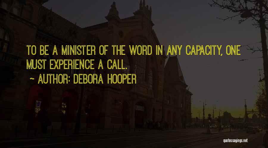 Debora Hooper Quotes 707060