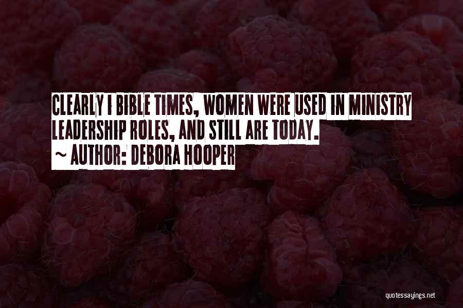 Debora Hooper Quotes 712913