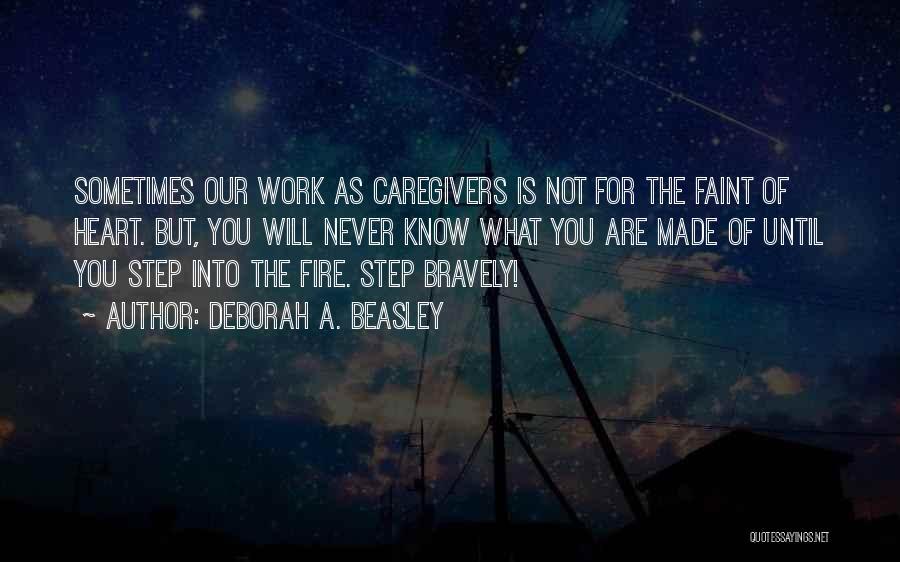 Deborah A. Beasley Quotes 1808433