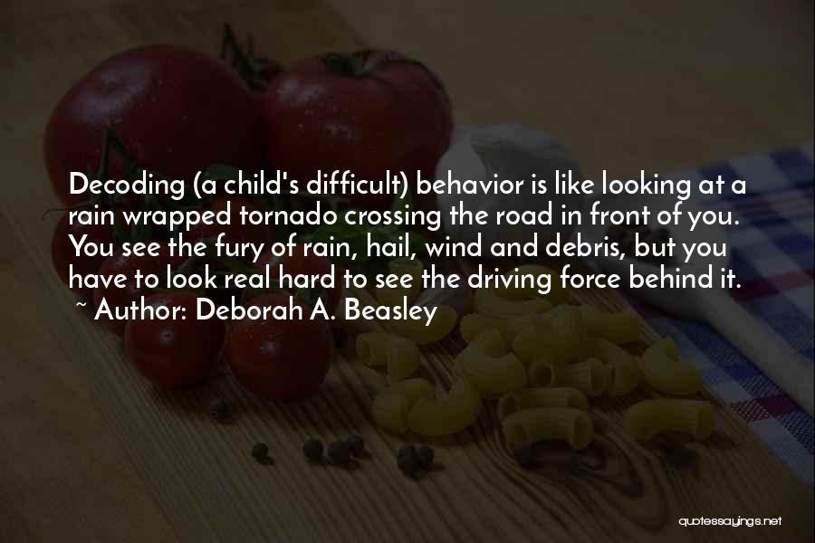 Deborah A. Beasley Quotes 643911