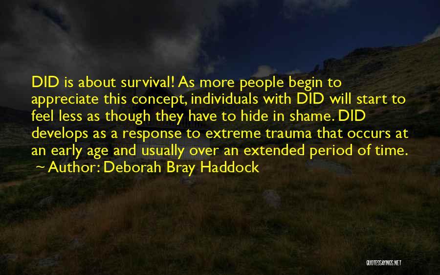 Deborah Bray Haddock Quotes 127045