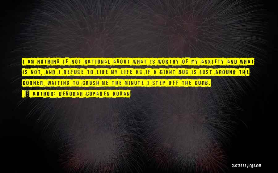 Deborah Copaken Kogan Quotes 1427892
