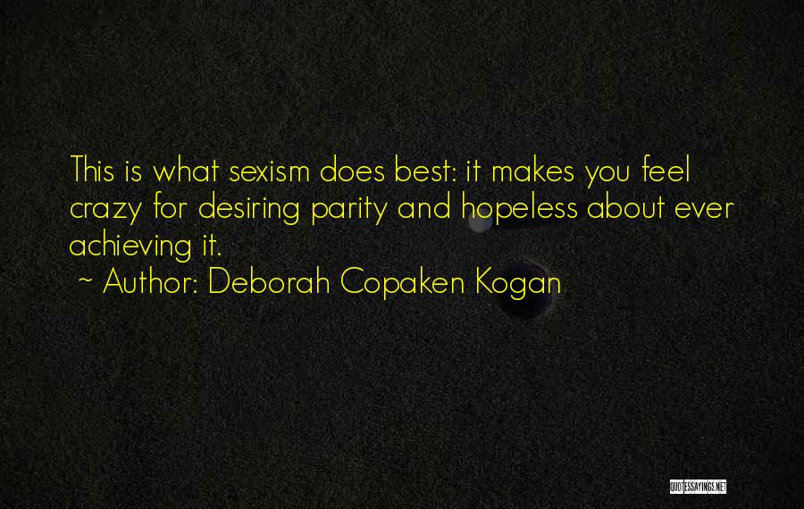 Deborah Copaken Kogan Quotes 318188