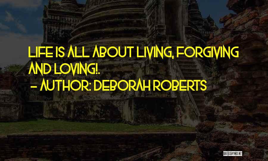 Deborah Roberts Quotes 293470