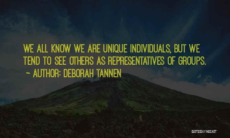 Deborah Tannen Quotes 1321149