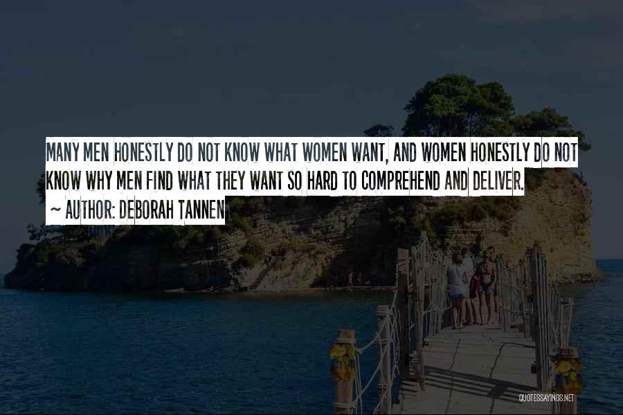 Deborah Tannen Quotes 1424986