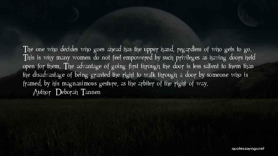 Deborah Tannen Quotes 1599710
