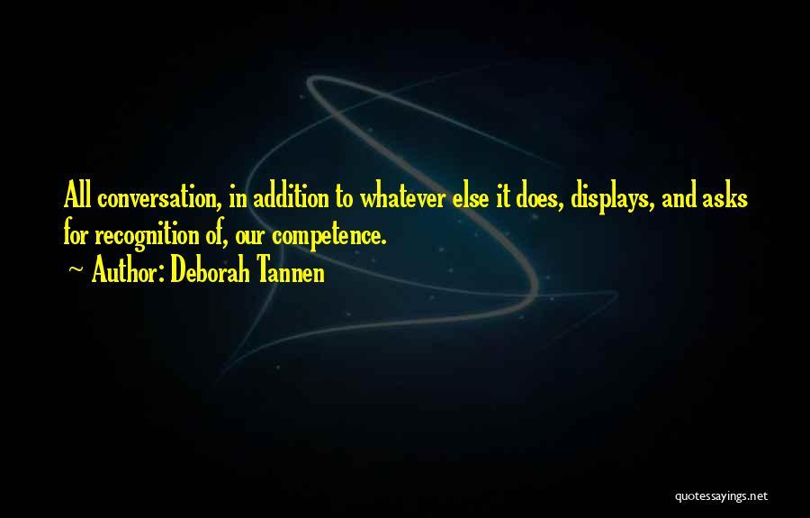 Deborah Tannen Quotes 204043