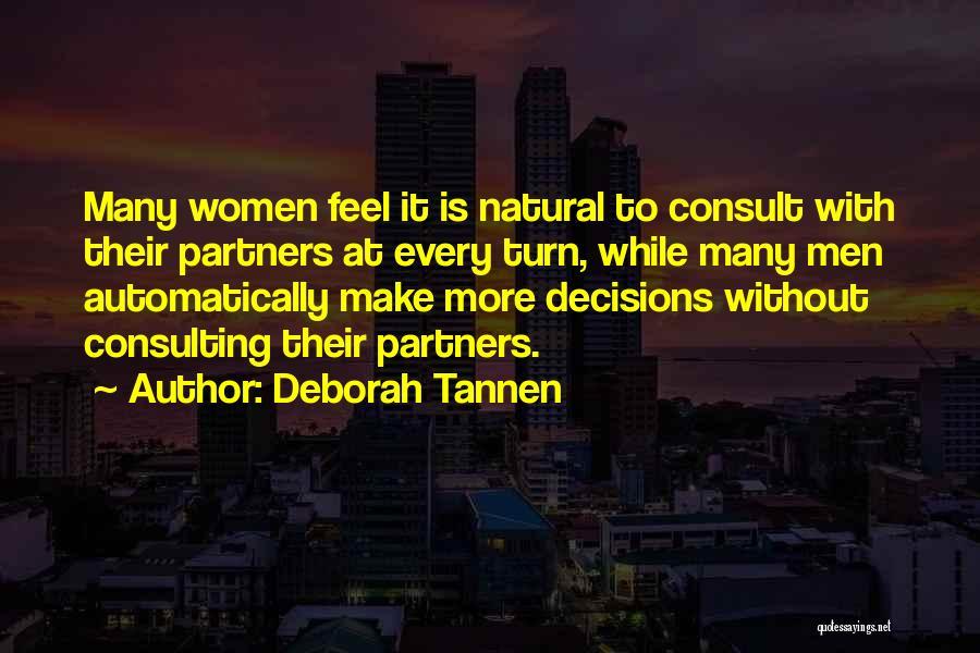 Deborah Tannen Quotes 2056017
