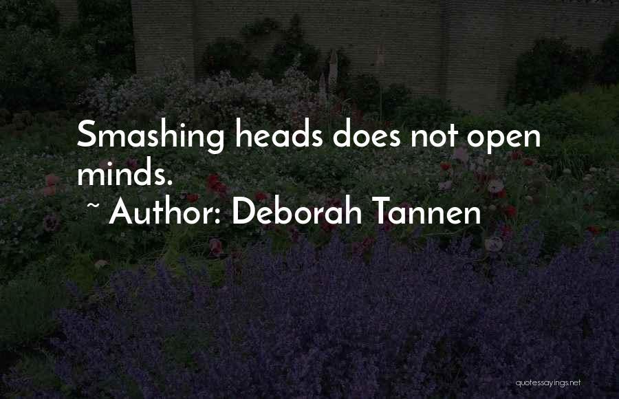 Deborah Tannen Quotes 742962