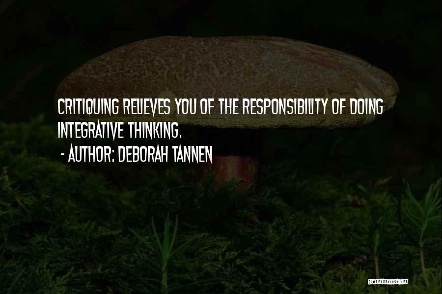 Deborah Tannen Quotes 911306