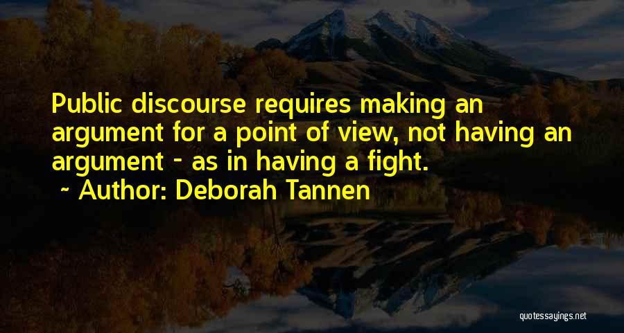Deborah Tannen Quotes 972515