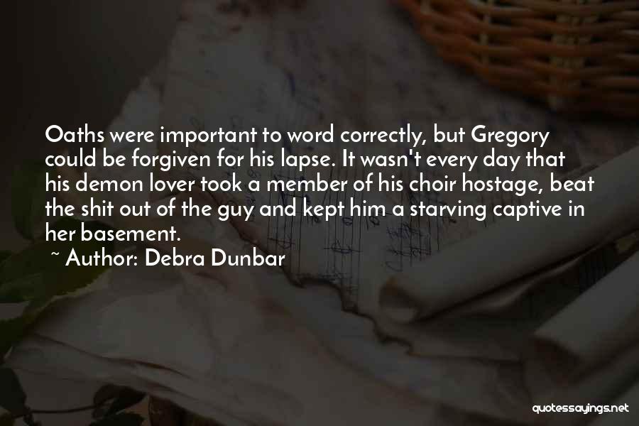 Debra Dunbar Quotes 1775738