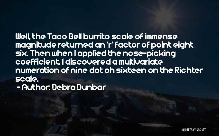 Debra Dunbar Quotes 667366