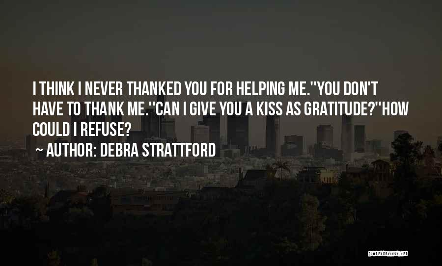 Debra Strattford Quotes 723850