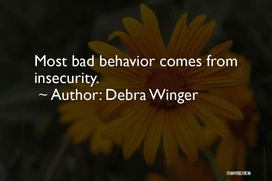 Debra Winger Quotes 1417276