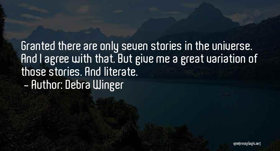 Debra Winger Quotes 1447114