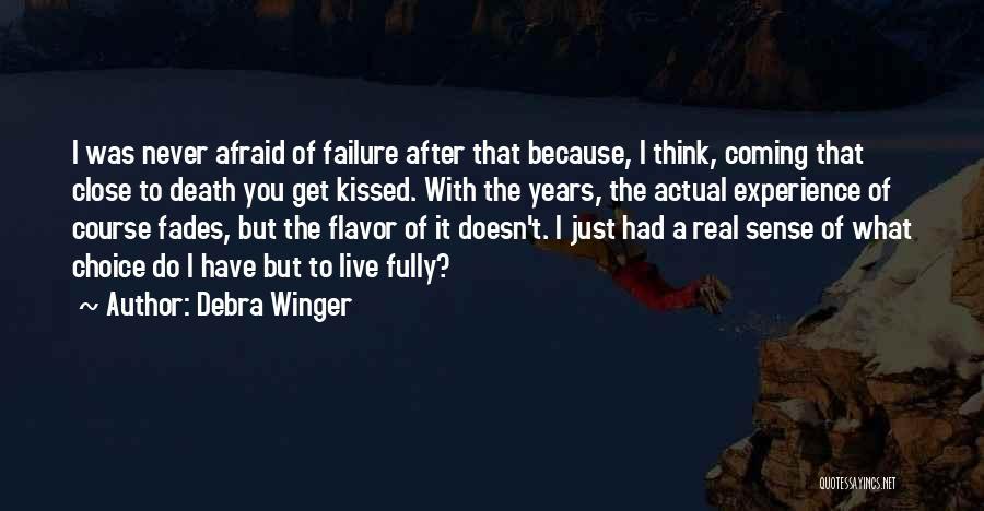 Debra Winger Quotes 1528532
