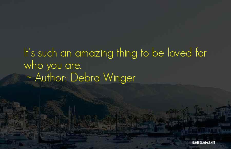 Debra Winger Quotes 1879693