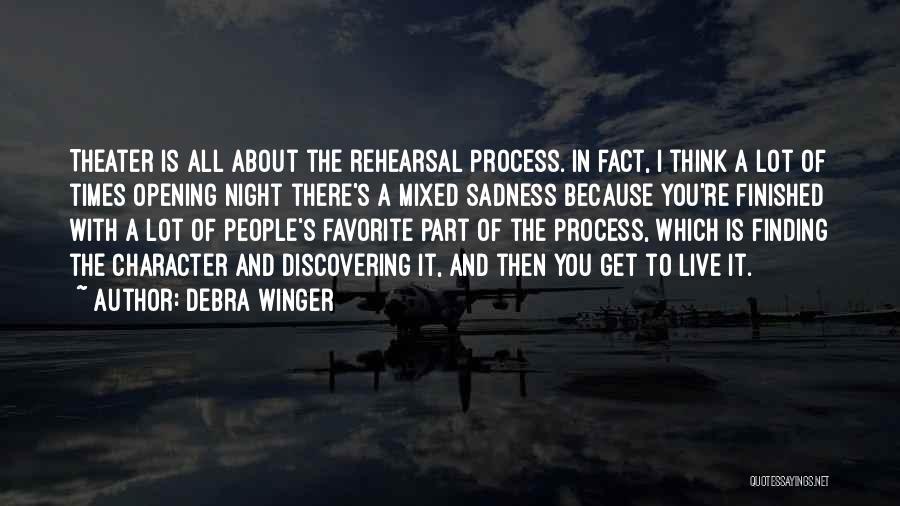 Debra Winger Quotes 2001948
