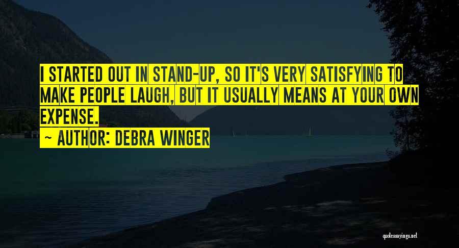 Debra Winger Quotes 2056759