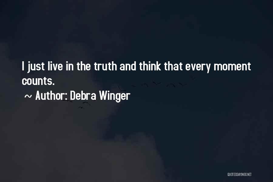 Debra Winger Quotes 2074840
