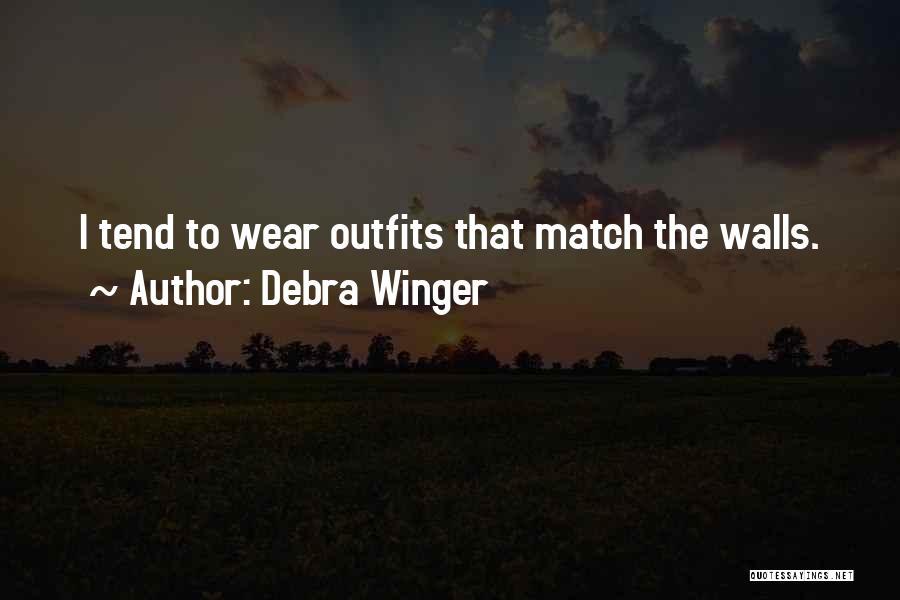 Debra Winger Quotes 364888