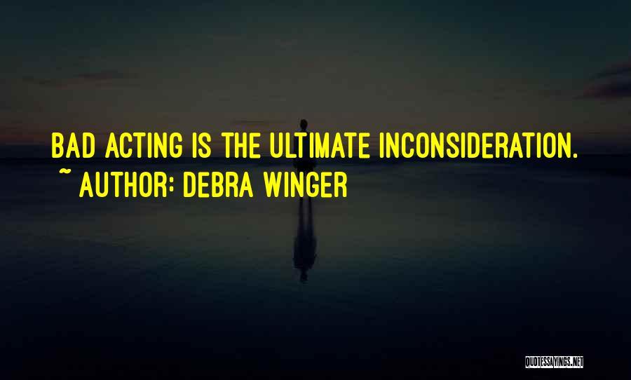 Debra Winger Quotes 703341