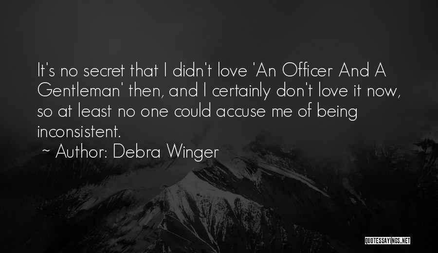 Debra Winger Quotes 996336
