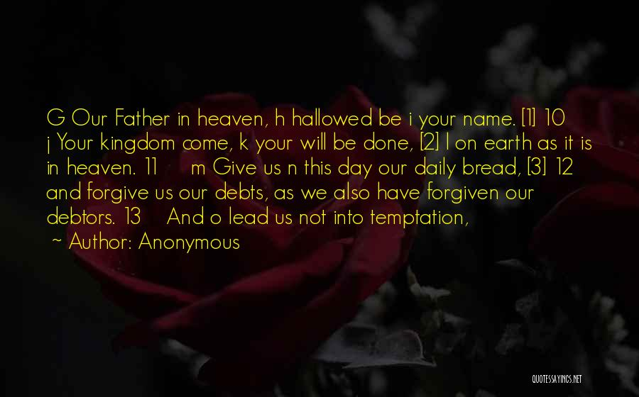 Debtors Anonymous Quotes By Anonymous