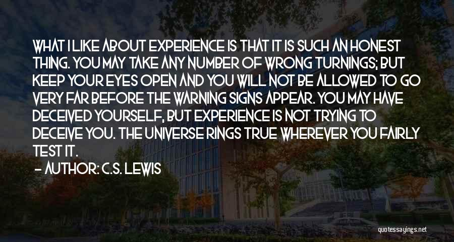 Deceive Quotes By C.S. Lewis