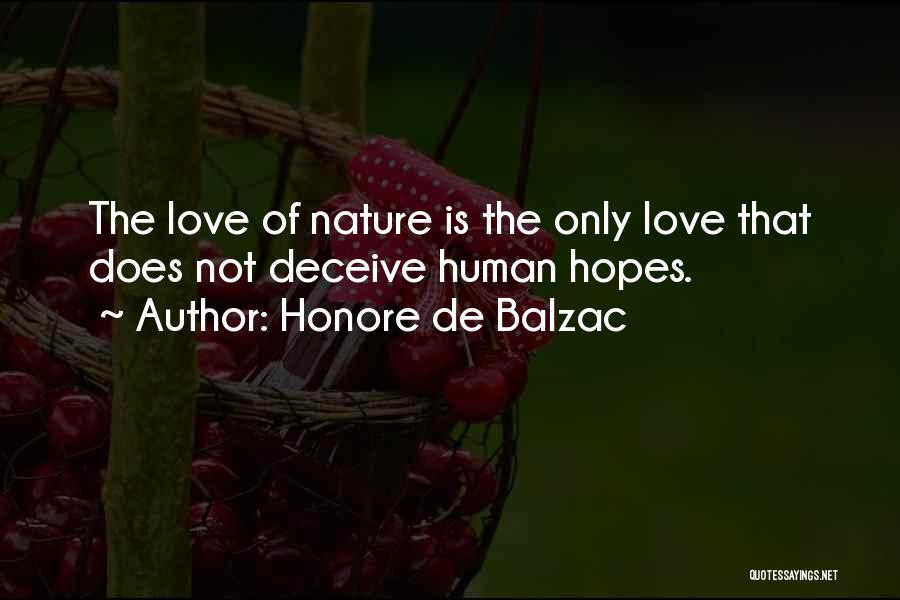 Deceive Quotes By Honore De Balzac