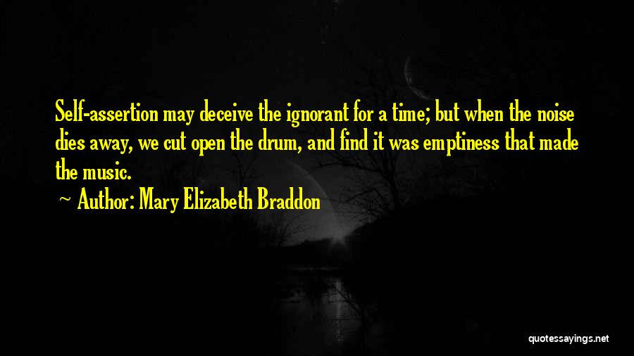 Deceive Quotes By Mary Elizabeth Braddon