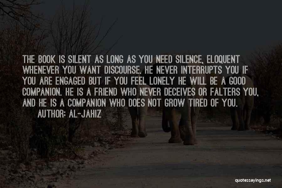 Deceives Quotes By Al-Jahiz