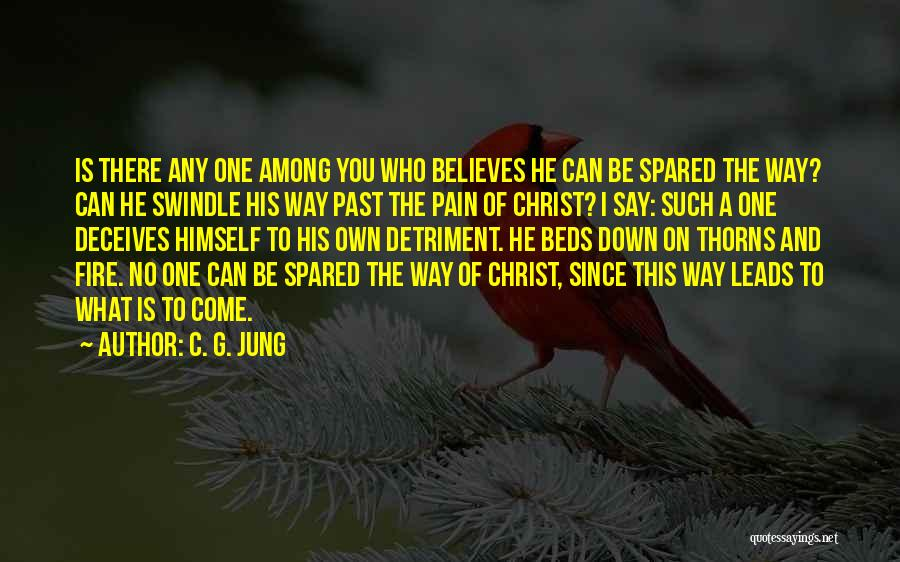 Deceives Quotes By C. G. Jung