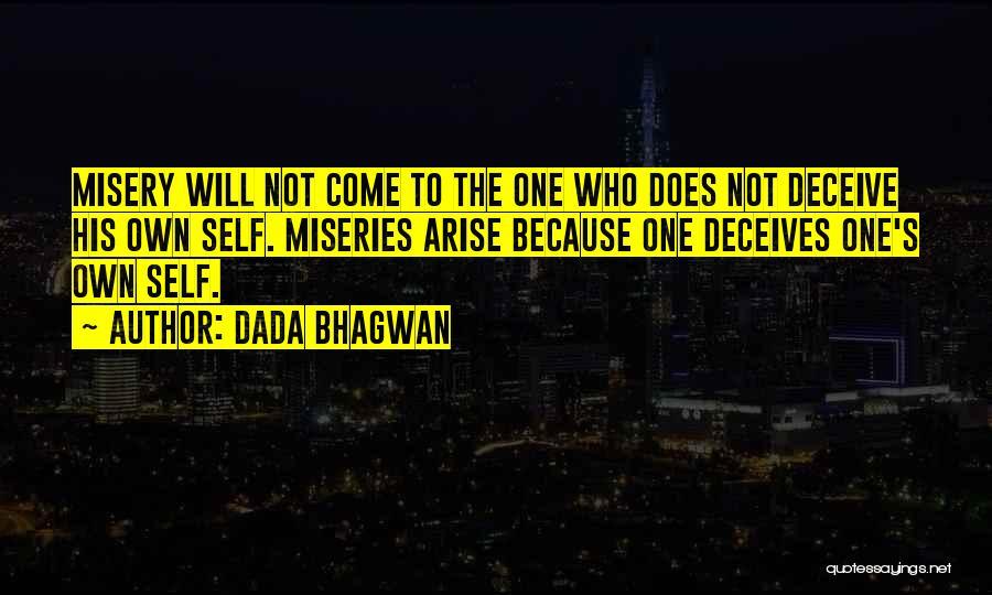 Deceives Quotes By Dada Bhagwan