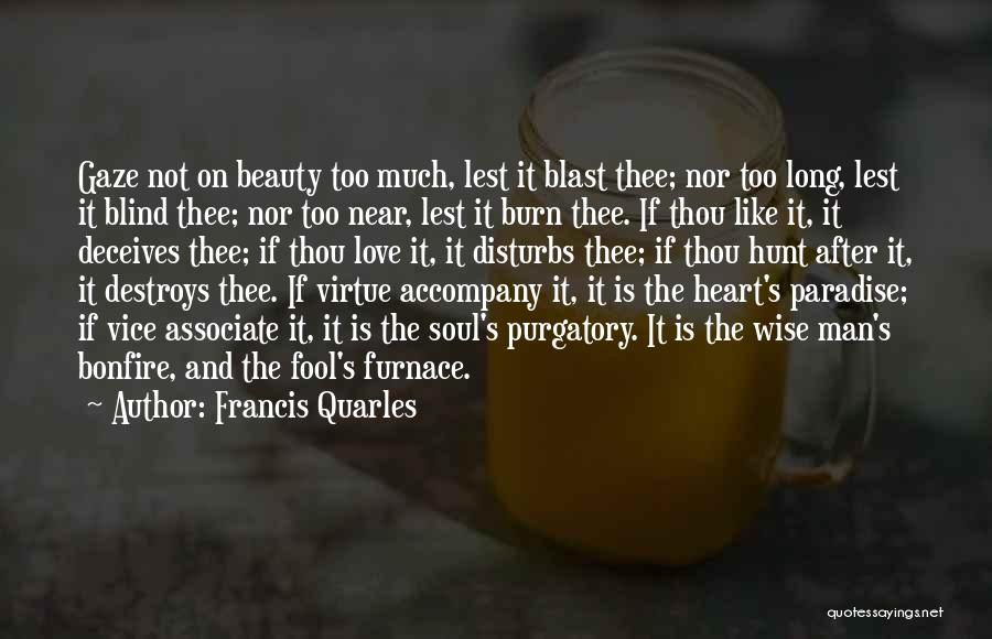 Deceives Quotes By Francis Quarles