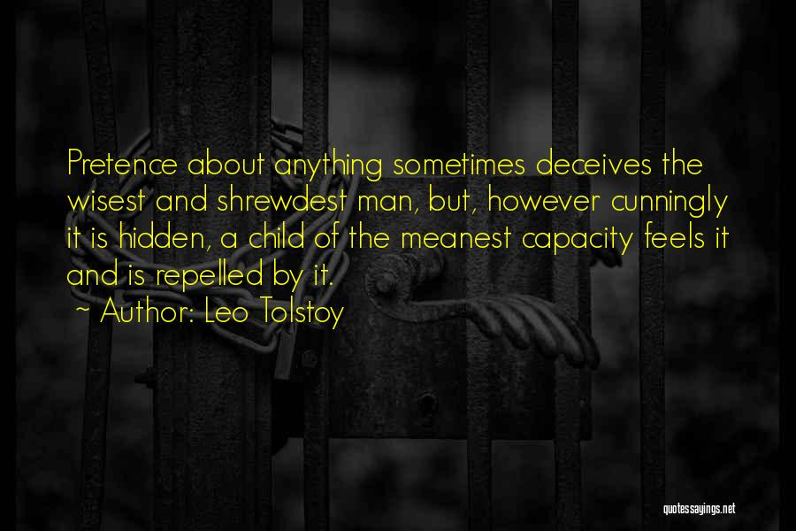 Deceives Quotes By Leo Tolstoy