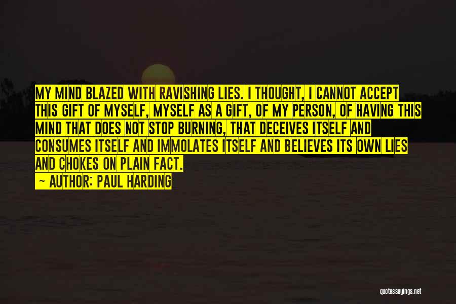 Deceives Quotes By Paul Harding