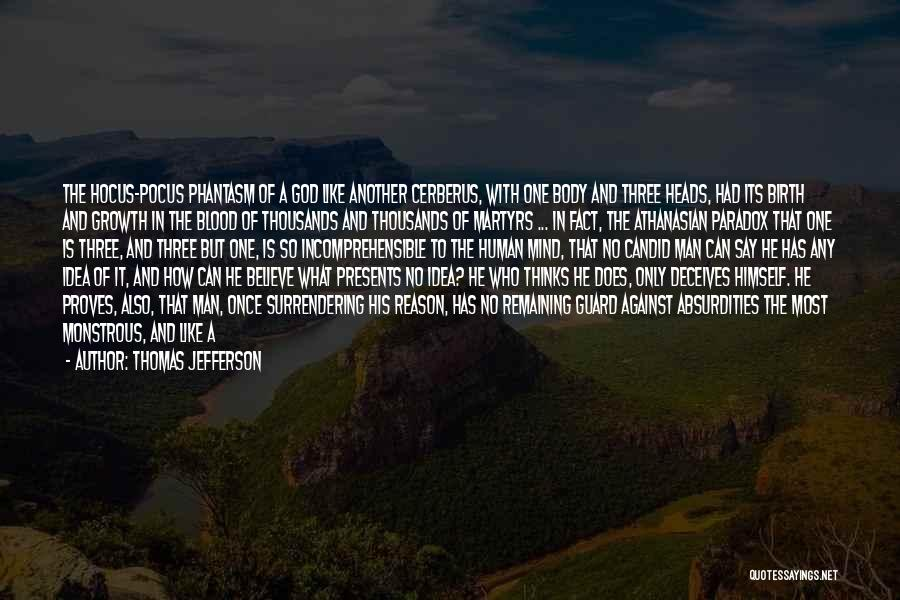 Deceives Quotes By Thomas Jefferson