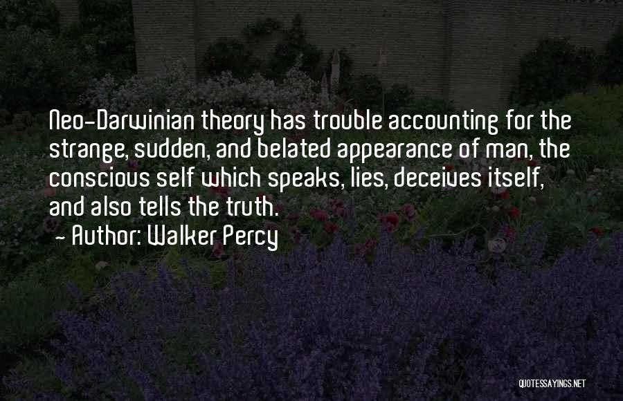 Deceives Quotes By Walker Percy
