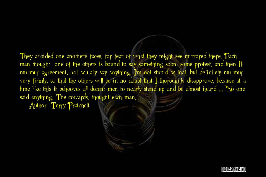 Decent Life Quotes By Terry Pratchett