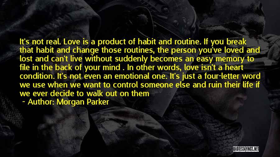 Decide Love Quotes By Morgan Parker